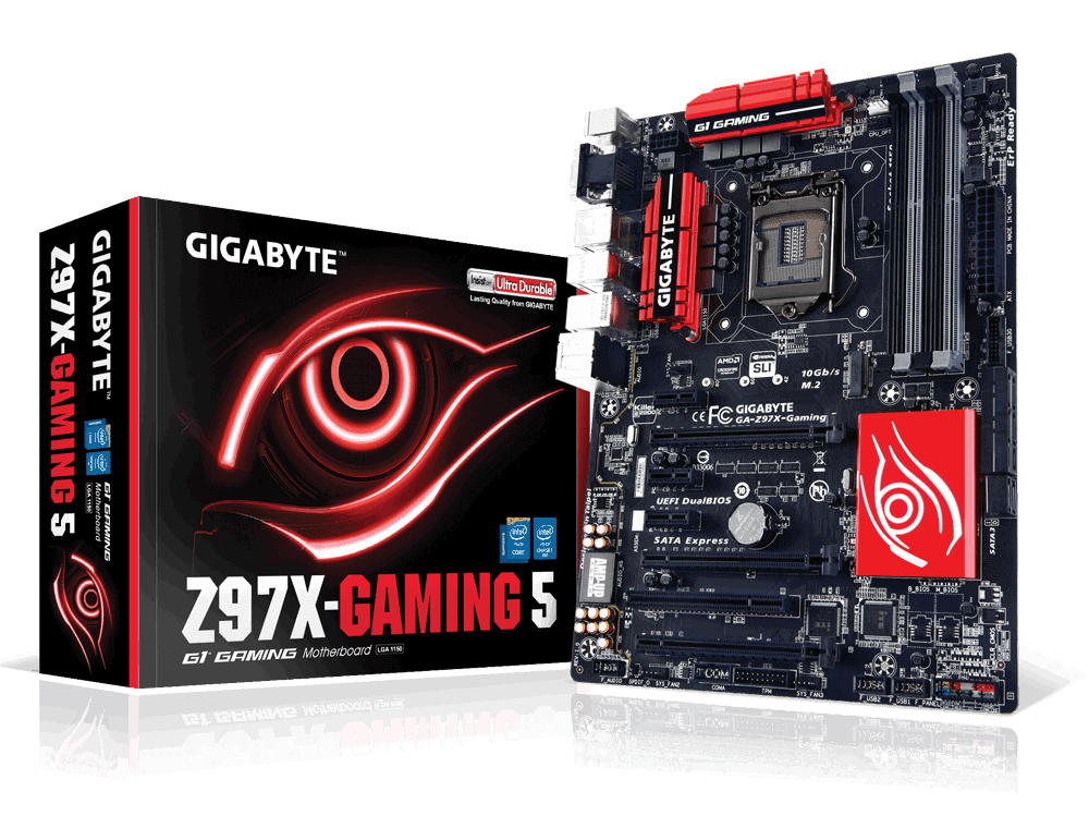The Z97X Gaming 5 board manufactured by MSI