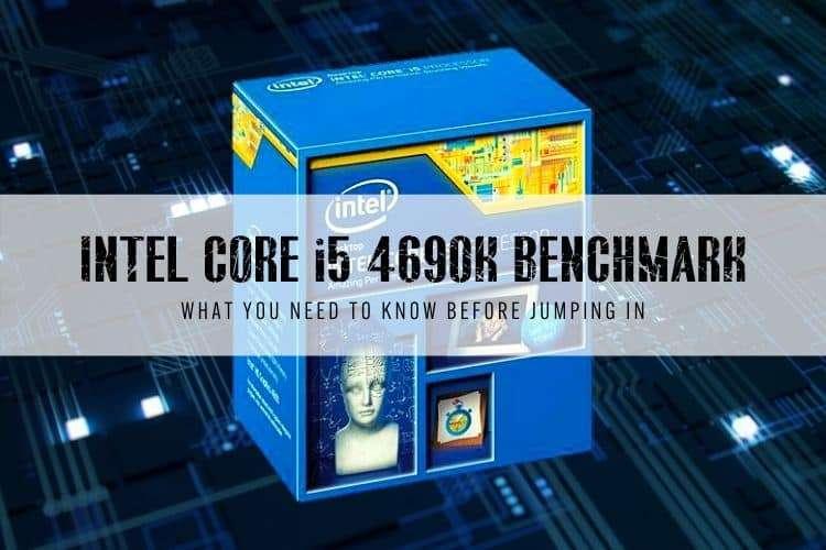 intel core i5 4690k benchmark
