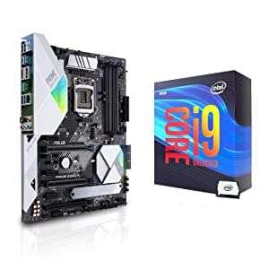 Intel i9-9900K + ASUS Prime Z390-A